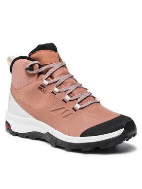 Salomon Salomon Chaussures de trekking Outsnap Cswp W 414414 20 V0 Rose