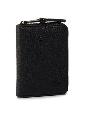 Lacoste Lacoste Portefeuille femme petit format S Zip Around Wallet NH3006NO Noir