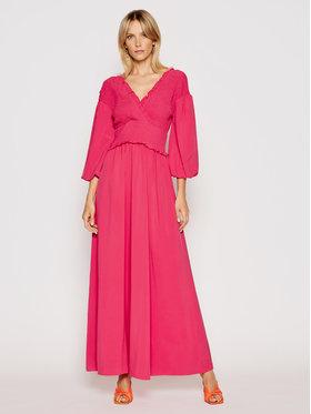 NA-KD NA-KD Ljetna haljina Smocked 1018-006780-0015-581 Ružičasta Regular Fit