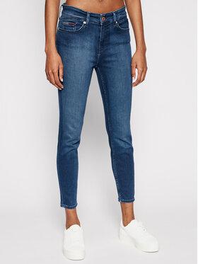 Tommy Jeans Tommy Jeans Jeansy Shape DW0DW09487 Granatowy Skinny Fit
