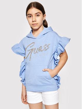 Guess Guess Džemperis J1RQ07 KA6V0 Mėlyna Regular Fit