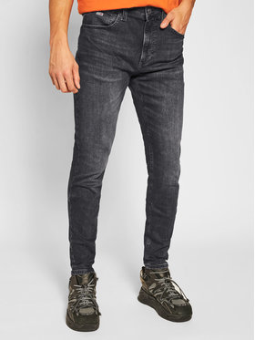 Tommy Jeans Tommy Jeans jeansy Skinny Fit Miles DM0DM08275 Nero Skinny Fit