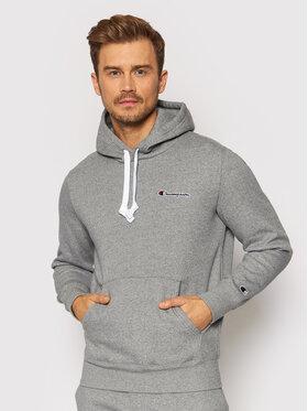 Champion Champion Sweatshirt Script Logo 216475 Gris Comfort Fit