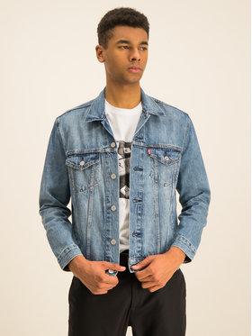 Levi's® Levi's® Jeansová bunda Trucker 72334-0351 Modrá Regular Fit