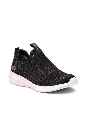 Skechers Skechers Обувки Metamorphic 81546L/BKRG Черен