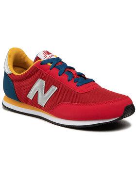 New Balance New Balance Sneakersy YC720RD2 Czerwony