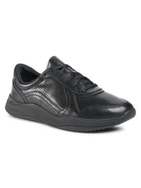 Clarks Clarks Sneakers Sift Speed 261481237 Negru