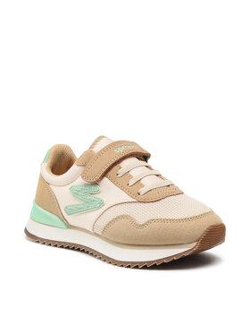 Sprandi Sprandi Sneakers CP07-01433-09(IV)DZ Beige
