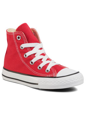 Converse Converse Trampki Yths C/T Allstar 3J232 Czerwony
