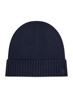 Polo Ralph Lauren Polo Ralph Lauren Čepice Hat 323773426010 Tmavomodrá