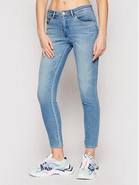Wrangler Wrangler Jeans Body Bespoke W28KZM29B Blu Skinny Fit