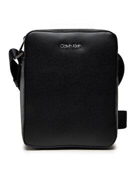 Calvin Klein Calvin Klein Мъжка чантичка Minimalism Reporters S K50K507312 Черен