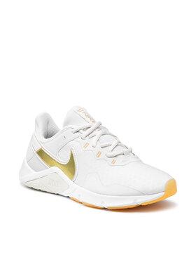 Nike Nike Boty Legend Essential 2 CQ9545 010 Bílá