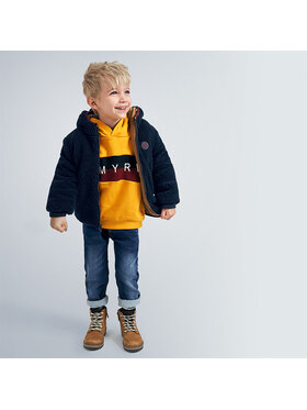 Mayoral Mayoral Jeansy 4540 Granatowy Jogger Fit