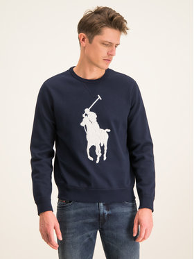 Polo Ralph Lauren Polo Ralph Lauren Sweatshirt 710766862004 Dunkelblau Regular Fit