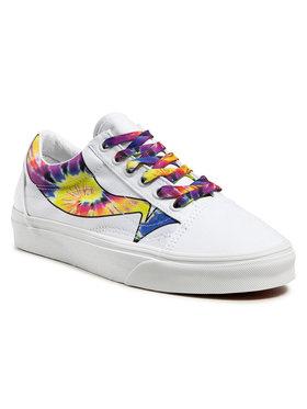 Vans Vans Πάνινα παπούτσια Old Skool VN0A4U3B21R1M Λευκό