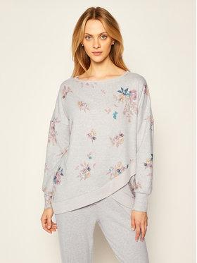 Triumph Triumph Pyjama-T-Shirt Thermal 10205577 Grau Relaxed Fit