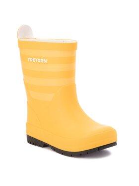 Tretorn Tretorn Kalosze Granna 472654 Żółty