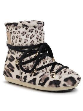 Moon Boot Moon Boot Снігоходи Dk Side Low Animal 24300600 Бежевий