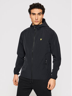 Lyle & Scott Lyle & Scott Demisezoninė striukė Venture Core JK1474SP Juoda Regular Fit