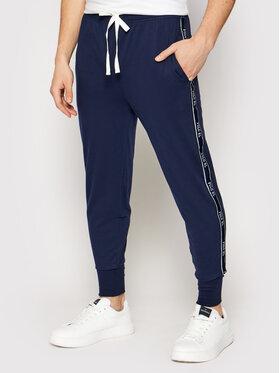 Polo Ralph Lauren Polo Ralph Lauren Teplákové kalhoty Spn 714830276003 Tmavomodrá Regular Fit