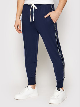 Polo Ralph Lauren Polo Ralph Lauren Teplákové nohavice Spn 714830276003 Tmavomodrá Regular Fit