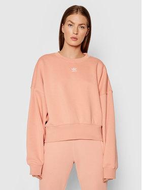 adidas adidas Bluză adicolor Essentials H06659 Roz Loose Fit