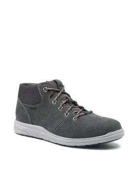 Geox Geox Šnurovacia obuv U Hallson A U165UA 00032 C9004 Sivá