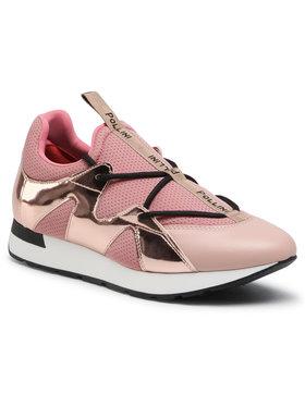 Pollini Pollini Sneakersy SA15063G1CXF160A Różowy