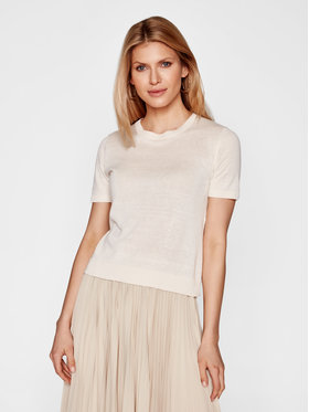 Weekend Max Mara Weekend Max Mara Bluză Garibo 53610111 Bej Regular Fit