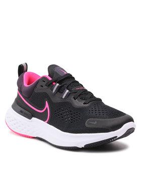 Nike Nike Cipő React Miler 2 CW7136 003 Fekete