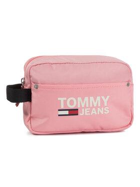 Tommy Jeans Tommy Jeans Τσαντάκι καλλυντικών Tjw Cool City Washbag AW0AW07650 Ροζ