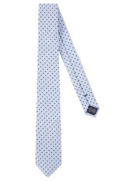 Tommy Hilfiger Tailored Tommy Hilfiger Tailored Krawatte Blend Dot TT0TT06908 Blau
