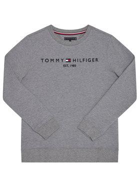 TOMMY HILFIGER TOMMY HILFIGER Bluză Essential KB0KB05797 Gri Regular Fit