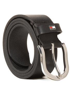 Tommy Hilfiger Tommy Hilfiger Cintura da donna New Danny Belt WW0WW11590 Nero