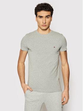 Tommy Hilfiger Tommy Hilfiger T-shirt 867896625 Gris Slim Fit
