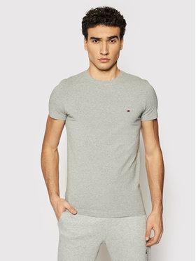Tommy Hilfiger Tommy Hilfiger T-Shirt 867896625 Šedá Slim Fit