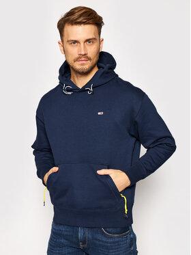Tommy Jeans Tommy Jeans Bluză Tjm Detail DM0DM09784 Bleumarin Regular Fit