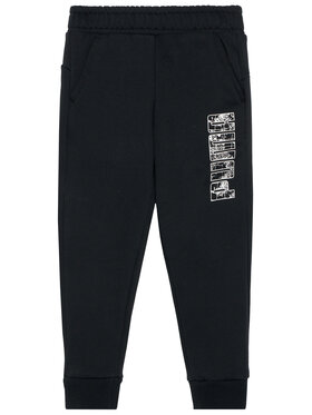 Puma Puma Pantaloni da tuta Sweatpants 583238 Nero Regular Fit