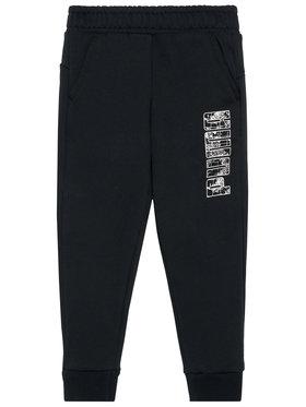 Puma Puma Spodnie dresowe Sweatpants 583238 Czarny Regular Fit