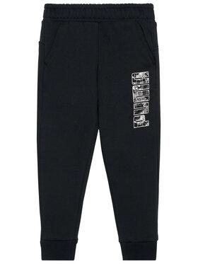Puma Puma Teplákové kalhoty Sweatpants 583238 Černá Regular Fit