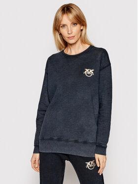 Pinko Pinko Sweatshirt PE 21 BLK01 1G1639 Y72Z Noir Regular Fit