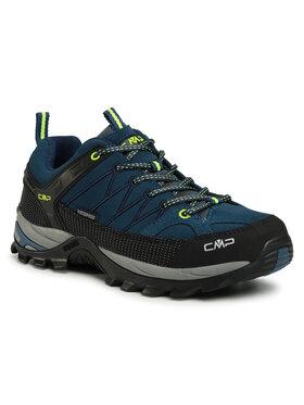 CMP CMP Παπούτσια πεζοπορίας Rigel Low Trekking Shoes Wp 3Q13247 Σκούρο μπλε