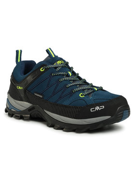 CMP CMP Trekkingschuhe Rigel Low Trekking Shoes Wp 3Q13247 Dunkelblau