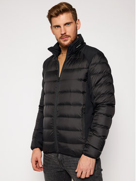 Woolrich Woolrich Geacă din puf Tech Graphene CFWOOU0330MR UT2492 Negru Regular Fit