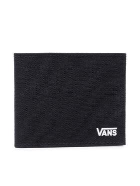 Vans Vans Голям мъжки портфейл Ultra Thin VN0A4TPDY281 Черен