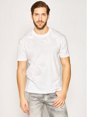 MCQ Alexander McQueen MCQ Alexander McQueen T-Shirt 291571 ROT43 9000 Bílá Regular Fit