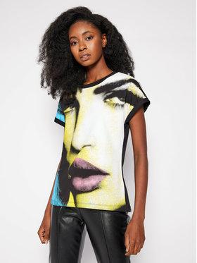 Guess Guess T-Shirt Fernanda W0YI40 JA900 Barevná Regular Fit