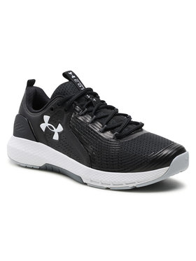 Under Armour Under Armour Обувки Ua Charged Commit Tr 3 3023703-001 Черен