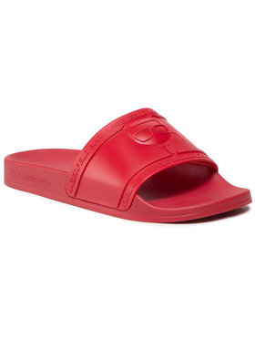 KARL LAGERFELD KARL LAGERFELD Mules / sandales de bain KL80919 Rouge